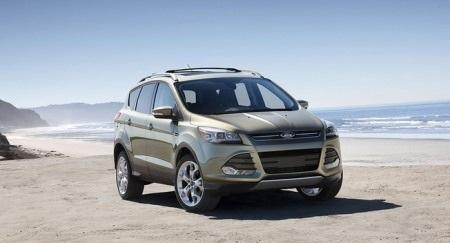 Ford triệu hồi xe Escape do lỗi túi khí