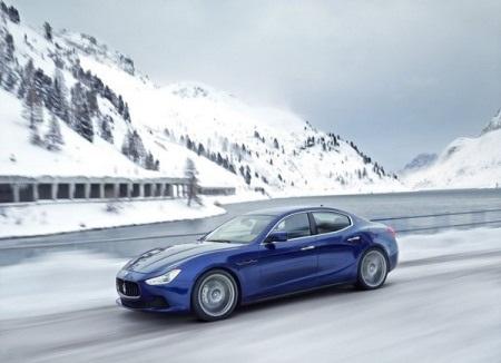 Download trọn bộ hình nền xe Maserati Ghibli