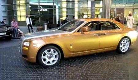 Rolls-Royce Ghost (Ảnh: Autogespot)