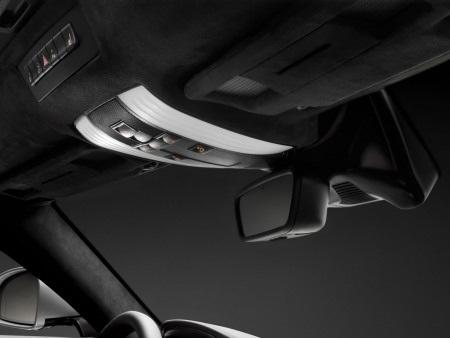 Những hình ảnh đầu tiên của xe Mercedes AMG GT