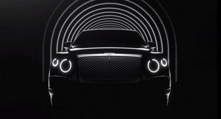 Dự kiến mẫu SUV siêu sang của Bentley có mặt trên thị trường vào năm 2016.
