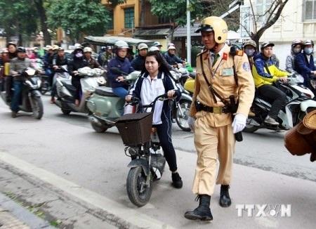 Giao thông Việt Nam trong mắt một người Mỹ sống ở Hà Nội - 1