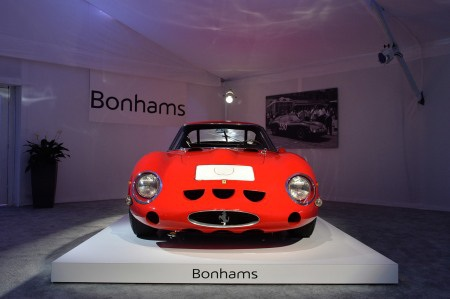 Một chiếc Ferrari cũ được trả giá 38 triệu USD