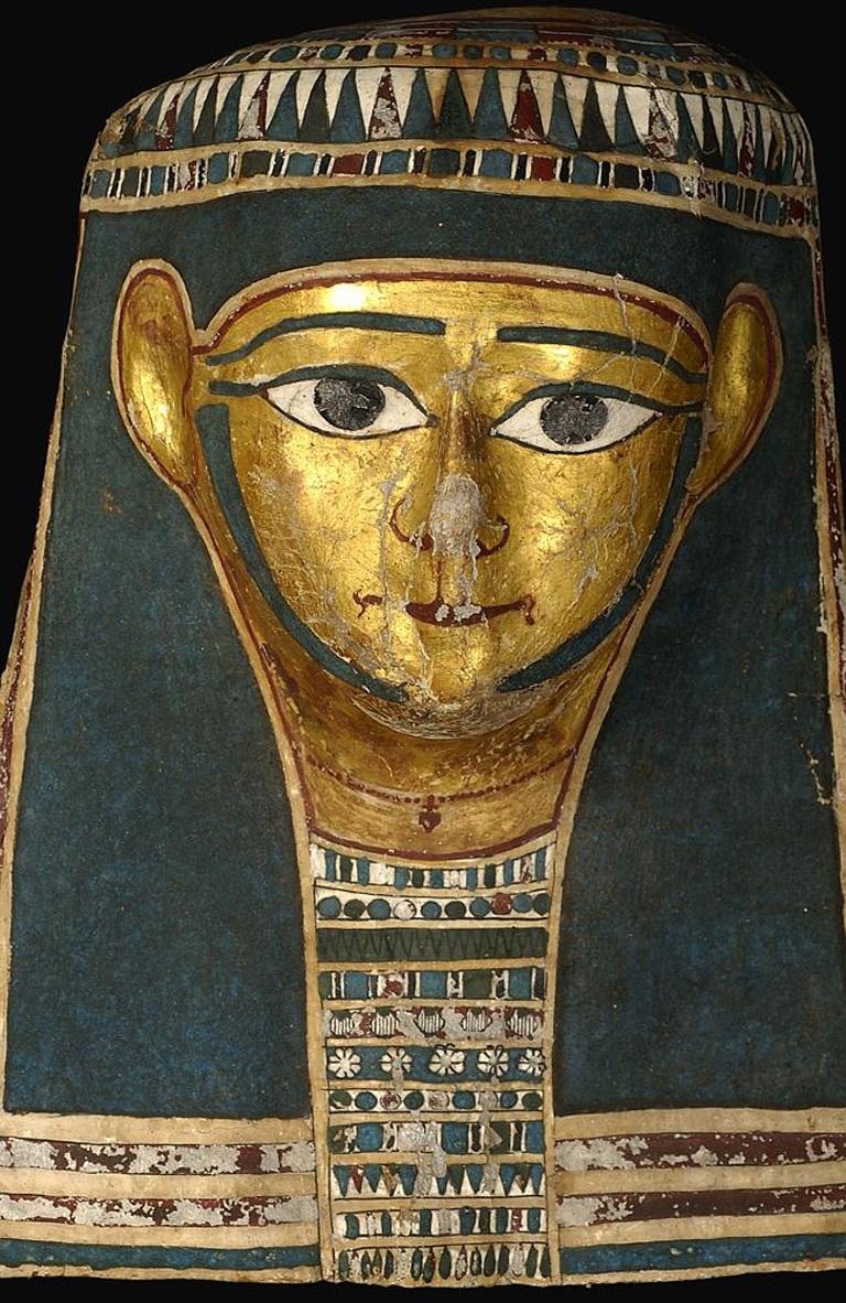 Kinh Phúc Âm được tìm thấy trong lớp giấy bồi làm mặt nạ cho người chết của người Ai Cập