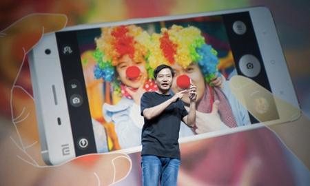 Thương hiệu mới nổi Xiaomi đã vươn lên trở thành hãng sản xuất smartphone lớn thứ 3 trên thế giới.
