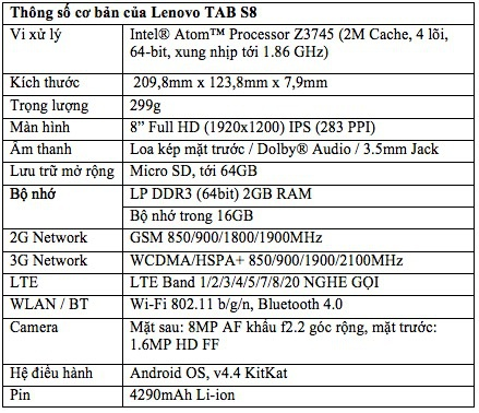 TAB S8 có khả năng chụp ảnh chất lượng cao.