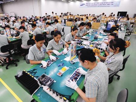 Doanh thu ngành CNTT Việt Nam năm 2014 tiếp tục tăng mạnh.