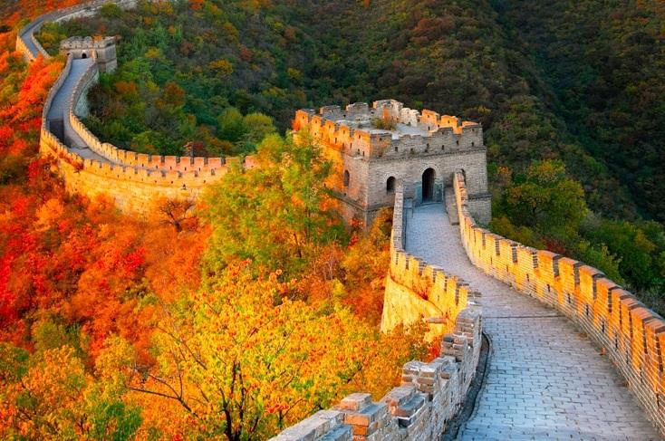 Vạn lý Trường thành – Kì quan thiên nhiên thế giới tại Trung Quốc