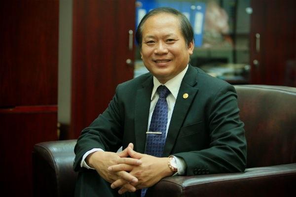 Thứ trưởng Bộ Thông tin & Truyền thông Trương Minh Tuấn.