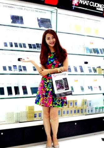 Bảo hành 6 tháng, 7 ngày đổi trả miễn phí khi mua iPhone 5S mới 99% tại Nhật Cường Mobile