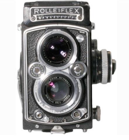 TLR Rolleiflex