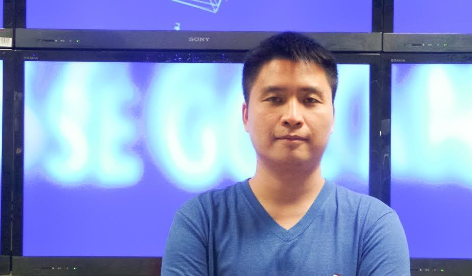 Phó tổng giám đốc VNG Vương Quang Khải