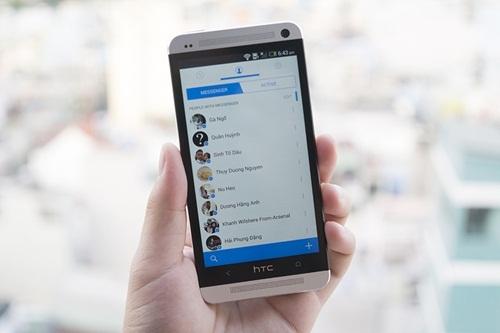 Facebook Messenger là OTT được nhiều người dùng nhất Việt Nam.