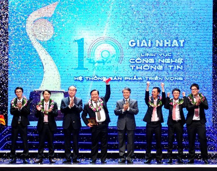 Giải thưởng Nhân tài Đất Việt ngày càng lan toả và khẳng định vị thế.