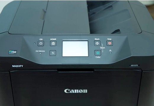 Giao diện điều khiển trực qua và đơn giản của MB5070