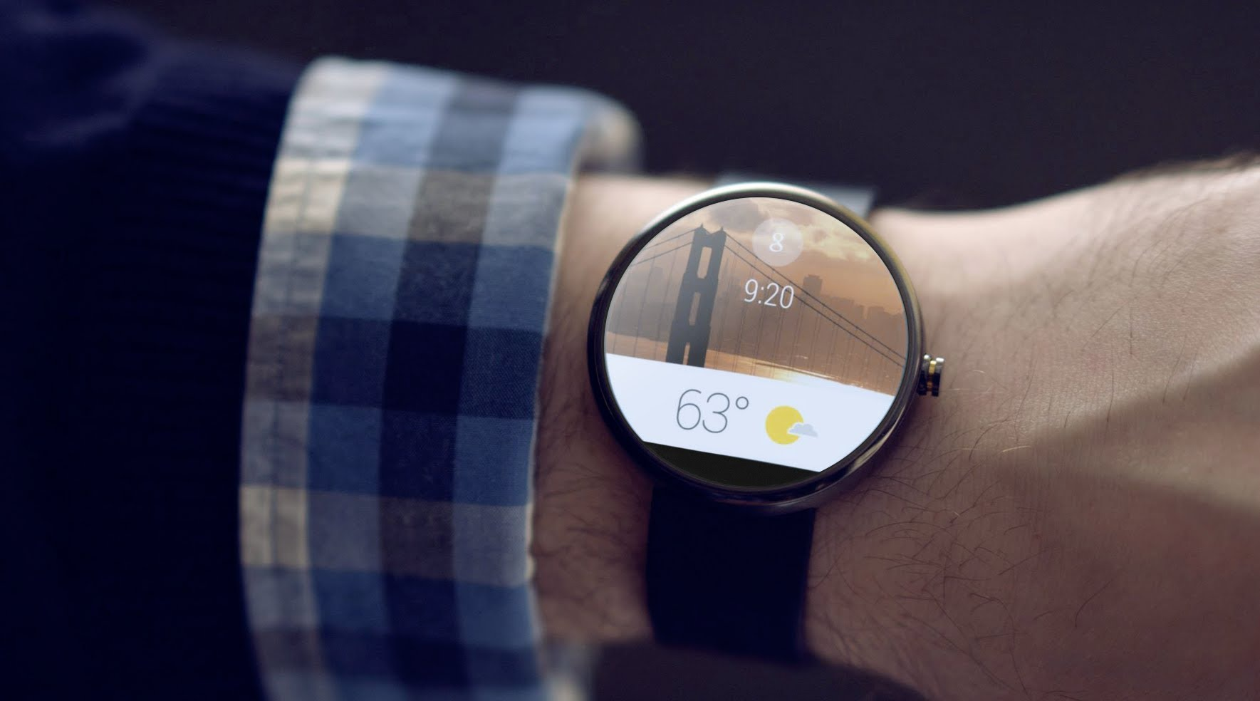 Android Wear sẽ hỗ trợ cả iPhone.