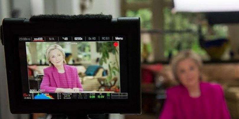 Bà Hillary Clinton đang là ứng viên đảng Dân chủ sáng giá nhất cho vị trí Tổng thống Mỹ.