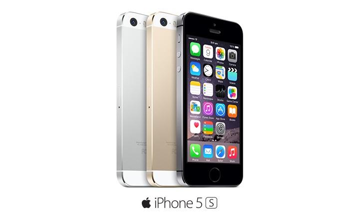 iPhone 5S vẫn luôn hấp dẫn người dùng bởi hiệu năng và thiết kế đẳng cấp