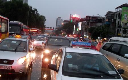 5 năm tới, Hà Nội cần hơn 145.000 tỷ đồng để phát triển giao thông - 1