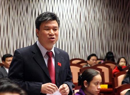 Giám đốc Sở GDĐT Hà Nội Nguyễn Hữu Độ cũng thể hiện quyết tâm xử lý lạm thu.