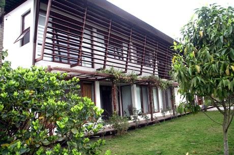 Nhà vườn như trong mơ của gia đình ca sĩ Mỹ Linh ở Sóc Sơn