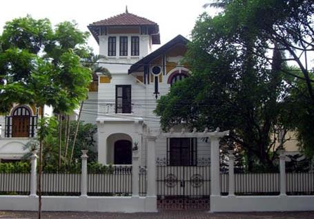 Nhiều người Hà Nội vẫn mê mẩn kiến trúc kiểu Pháp - Châu Âu