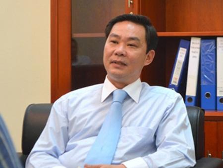 Thứ trưởng Bộ Tư pháp Lê Hồng Sơn (ảnh Chinhphu.vn)