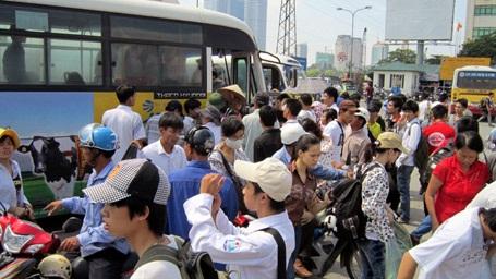 Hà Nội sẽ tăng giá vé xe buýt từ 1/5 tới