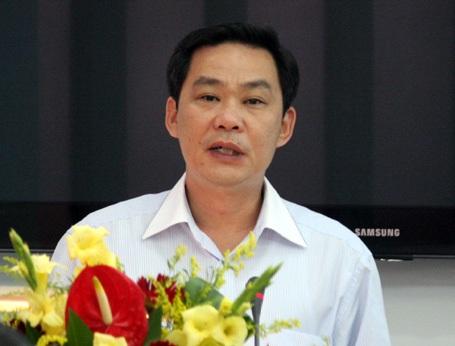 Ông Lê Hồng Sơn - Thứ trưởng Bộ Tư pháp được Trung ương luân chuyển về Hà Nội