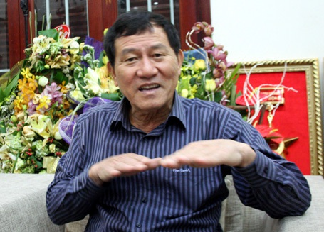 Trung tướng Phạm Tuân chia sẻ quan điểm của mình về đoạn đường Trường Chinh bị nắn cong