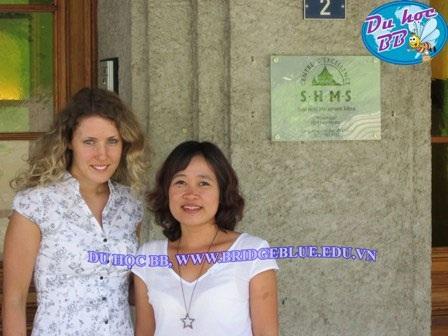 Đại diện Du học BB trong chuyến thăm và làm việc với tập đoàn SEG - Thụy Sĩ