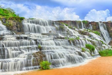 Pongour - Ngọn thác hùng vĩ nhất Đông Dương