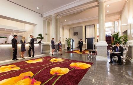 Sinh viên sẽ học và sống tại trường, như một khách sạn năm sao