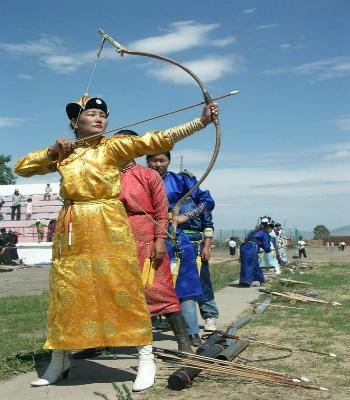 Độc đáo lễ hội Naadam lớn nhất Mông Cổ