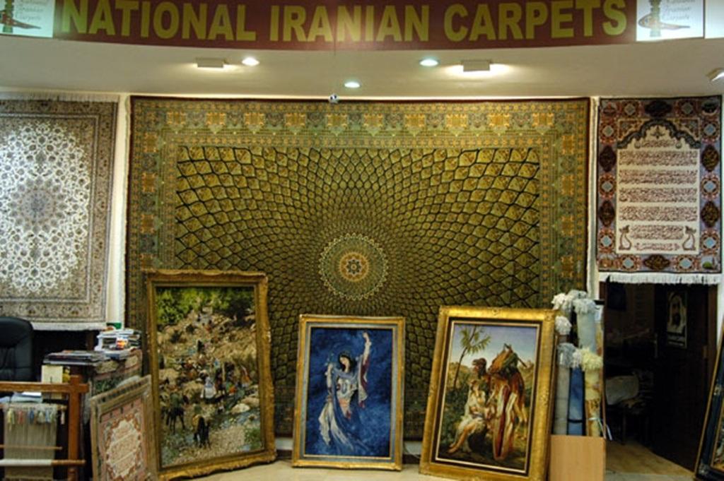 Thảm truyền thống Ba Tư