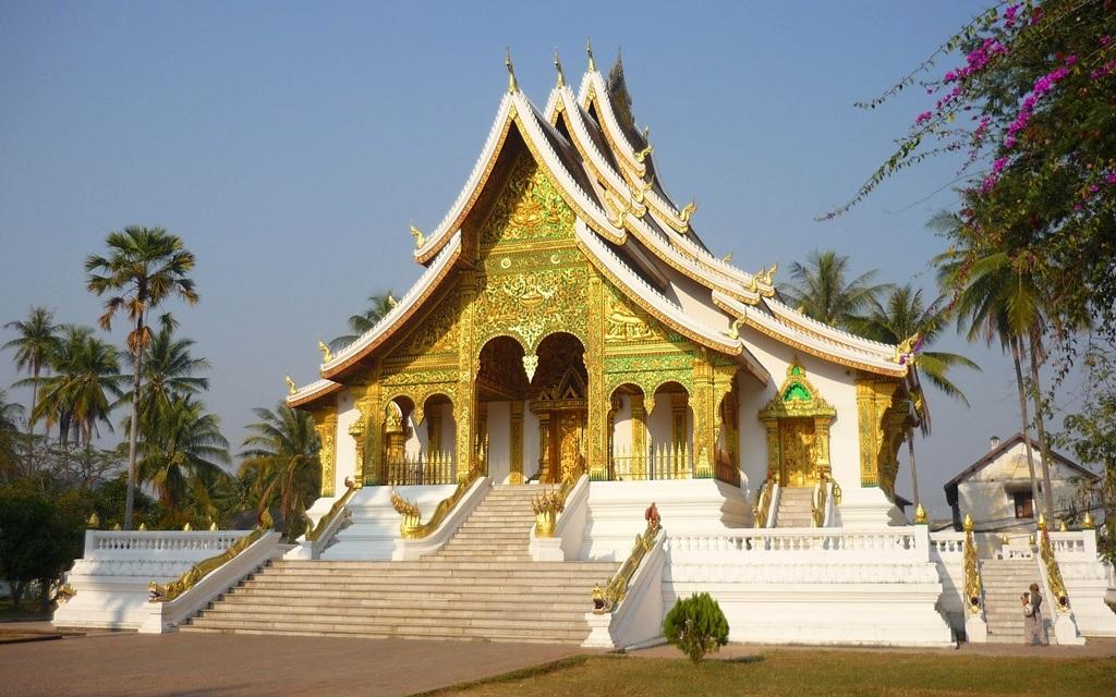 Thành phố Luang Prabang của Lào