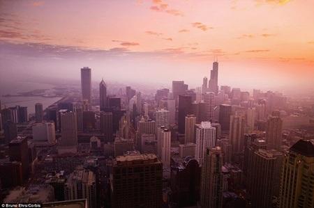 Tháp Sears là tòa nhà cao nhất Mỹ kể từ năm 1973, thuộc thành phố