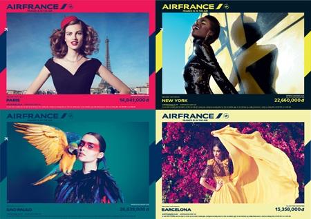 """Mừng sinh nhật, Air France giảm giá """"sốc"""""""