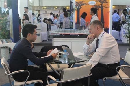 Không chỉ là nơi bán hàng VITM còn là nơi giao dịch hiệu quả của nhiều đối tác doanh nghiệp