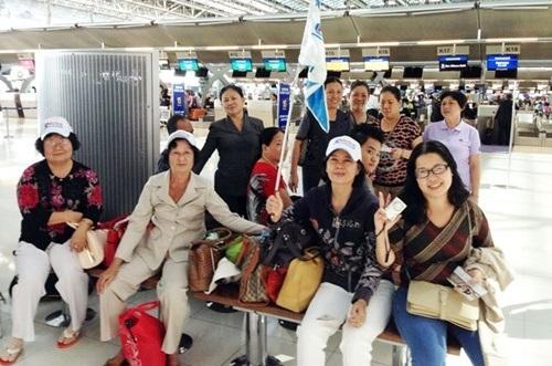 Du khách Việt có thể du lịch thoải mái ở một số quốc gia Đông Nam Á mà không cần thị thực