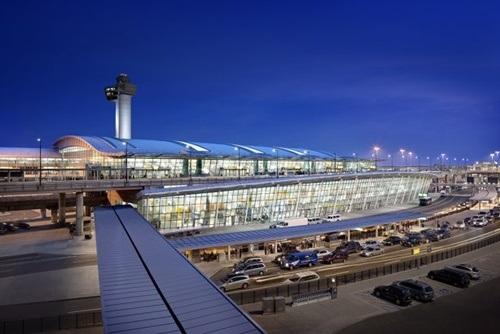 Trong năm 2014, số tiền du khách để lại ở sân bay quốc tế John F. Kennedy lên tới 919 triệu Đồng