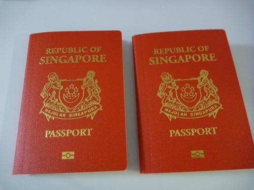 Hộ chiếu của