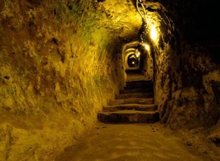 Kinh ngạc phát hiện thành phố ngầm khổng lồ 5.000 năm tuổi