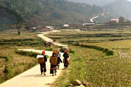 Du lịch bản làng là điểm đến hấp dẫn những năm gần đây