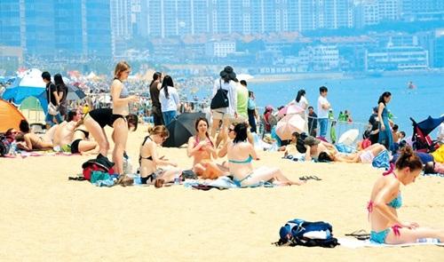 Busan vào hè