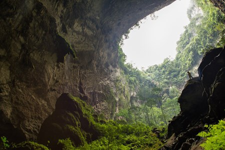Một số hình ảnh hang động Sơn Đoòng
