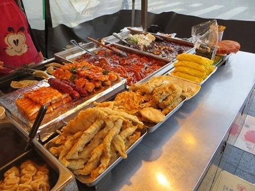 Những món ăn hè phố quen thuộc