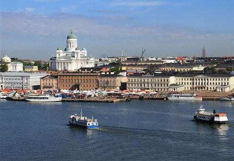 Cảng Hensinki, Phần Lan