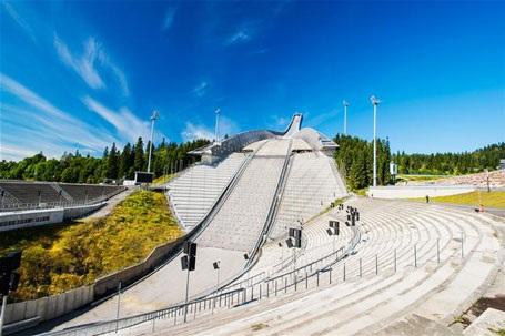 Thủ đô Oslo, Na Uy