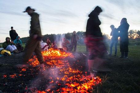 Người dân tại lễ hội. (Nguồn: Sputniknews)